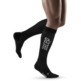 cep Run Ultralight Socks Men, black/light grey